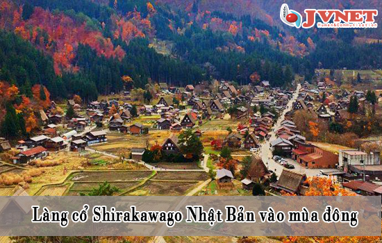 lang co Shirakawago japan